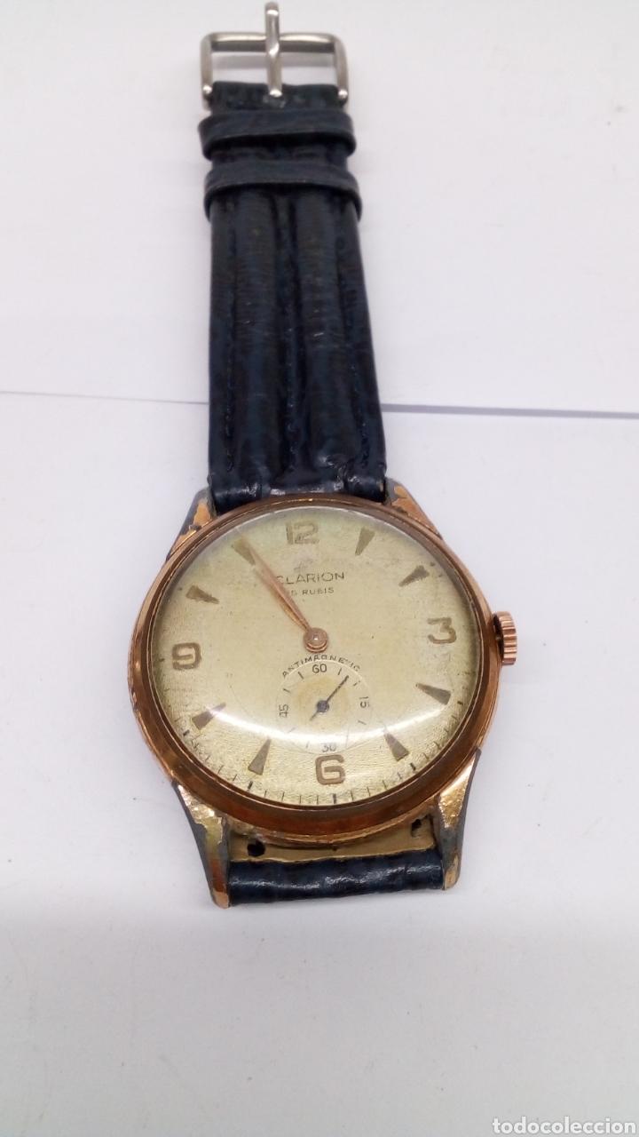 Relojes de pulsera: Reloj Clarion Carga manual - Foto 2 - 182260088