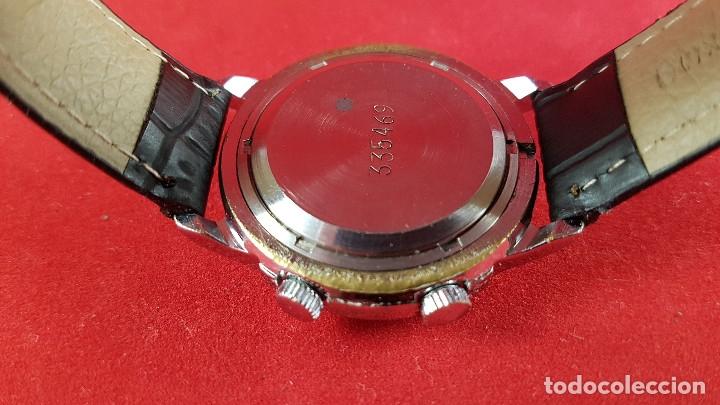 Relojes de pulsera: Reloj ruso Poljot Sturmanskie años 70 con alarma mecanica - Foto 7 - 182276717
