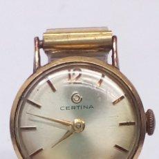 Relojes de pulsera: RELOJ CERTINA CARGA MANUAL. Lote 182295780