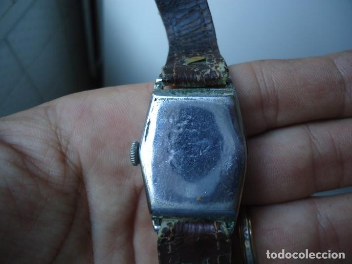 Relojes de pulsera: antiguo reloj suizo marca roamer,funciona - Foto 2 - 182394016