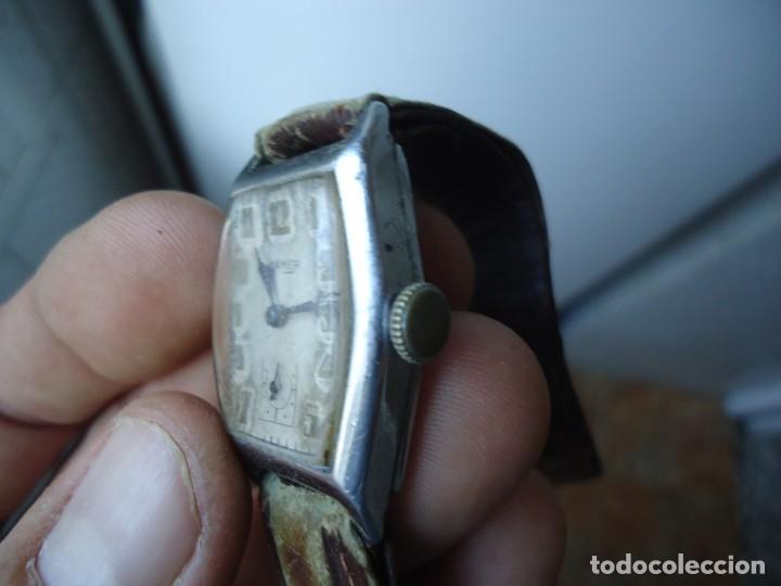 Relojes de pulsera: antiguo reloj suizo marca roamer,funciona - Foto 3 - 182394016