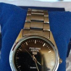 Relojes de pulsera: RELOJ ( BUSCADO, PHILIPPE ARNOL QUARTZ ), CAJA DE 38 MM. MÁS RELOJES EN MÍ PERFIL. Lote 172294365