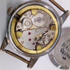 Relojes de pulsera: RELOJ WATERPROOF CARGA MANUAL. Lote 182466198