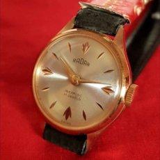 Relojes de pulsera: RELOJ RADAR DE CUERDA, C1960, VINTAGE, NOS (NEW OLD STOCK). Lote 182507597