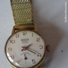 Relojes de pulsera: ANTIGUO RELOJ MIRAMAR GENEVE 17 RUBIES ANTIMAGNETIC. Lote 182600577