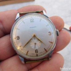 Relojes de pulsera: RELOJ MANUAL DE LA MARCA NUMANCIA AÑOS 50. Lote 182623141