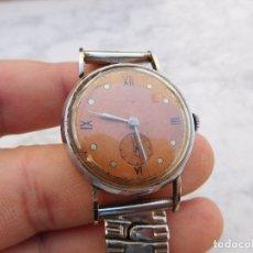 Relojes de pulsera: RELOJ MANUAL SIN MARCA AÑOS 40. Lote 182625921