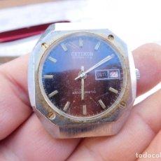 Relojes de pulsera: RELOJ MANUAL MARCA CETIKON AÑOS 70. Lote 182627188