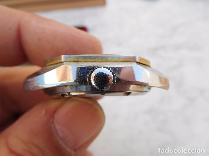 Relojes de pulsera: Reloj manual marca Cetikon años 70 - Foto 4 - 182627188