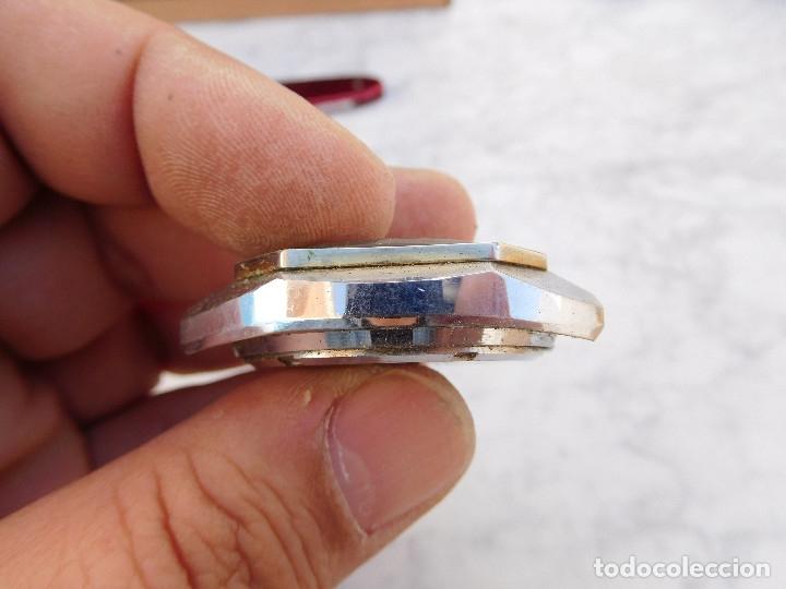 Relojes de pulsera: Reloj manual marca Cetikon años 70 - Foto 6 - 182627188