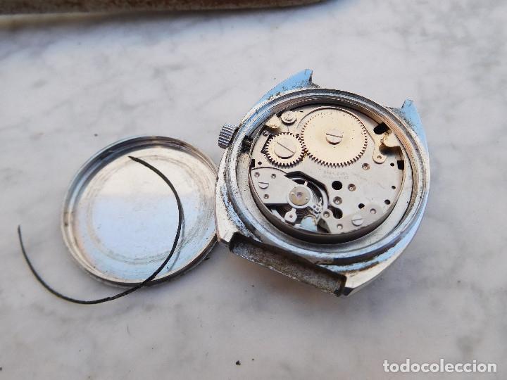 Relojes de pulsera: Reloj manual marca Cetikon años 70 - Foto 8 - 182627188