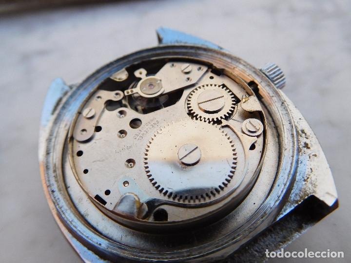 Relojes de pulsera: Reloj manual marca Cetikon años 70 - Foto 10 - 182627188
