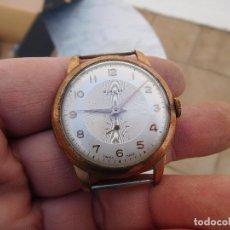 Relojes de pulsera: RELOJ MANUAL MARCA GLACIER AÑOS 50. Lote 182627991