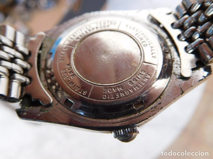 Relojes de pulsera: Reloj manual marca Diantvs años 60 - Foto 9 - 182628598
