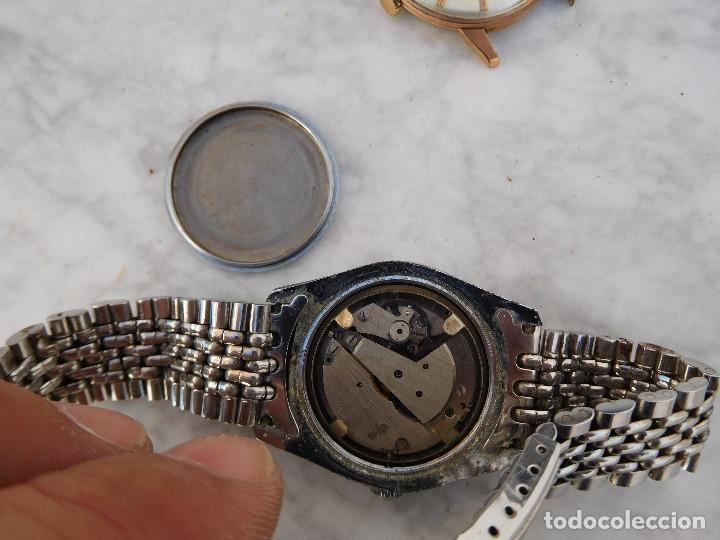 Relojes de pulsera: Reloj manual marca Diantvs años 60 - Foto 10 - 182628598