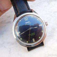 Relojes de pulsera: RELOJ MANUAL MARCA HMT MODELO PILOT MILITAR?. Lote 182629378