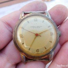 Relojes de pulsera: RELOJ MANUAL MARCA MAREC WATCH AÑOS 50. Lote 182630572