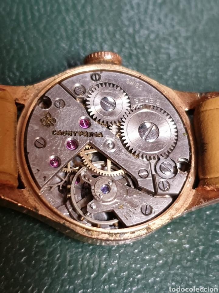 Relojes de pulsera: RELOJ CAUNY PRIMA ANTIMAGNETIC - Foto 2 - 182641193