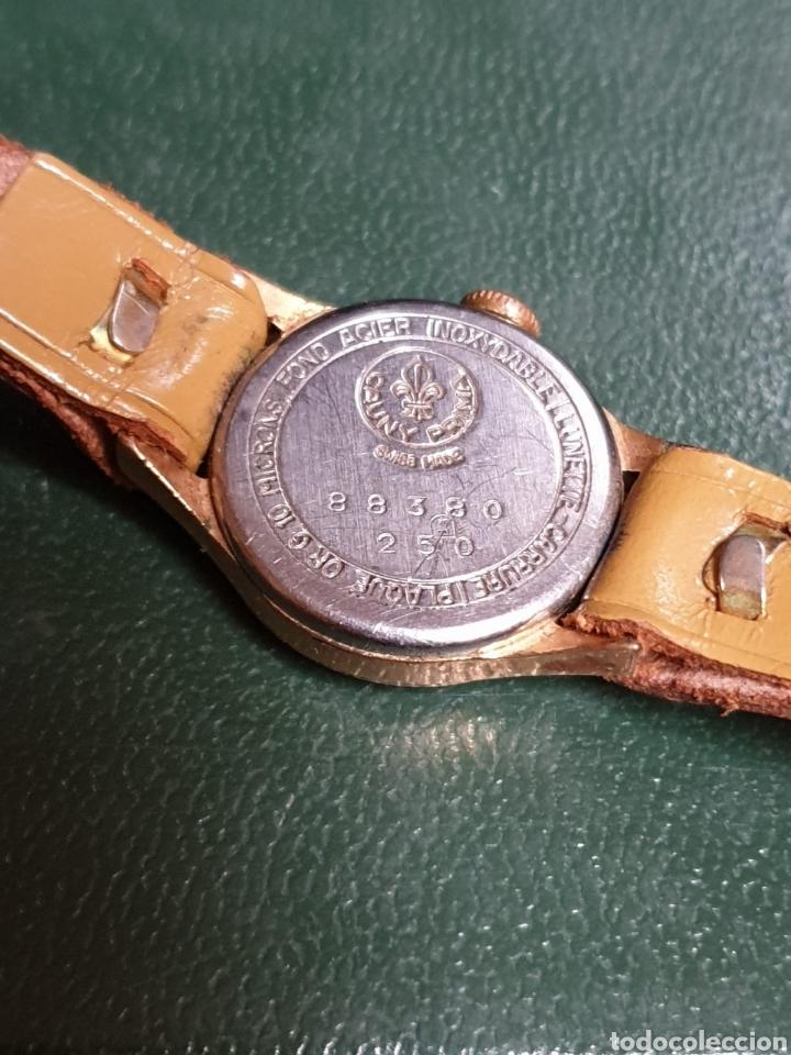 Relojes de pulsera: RELOJ CAUNY PRIMA ANTIMAGNETIC - Foto 3 - 182641193