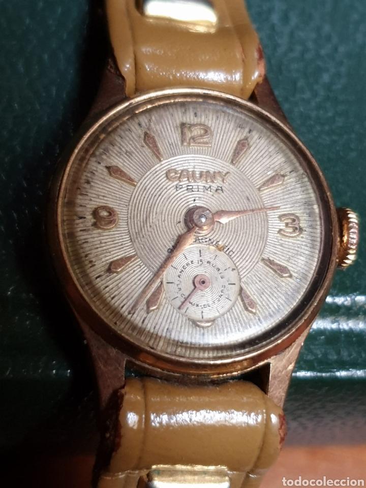 RELOJ CAUNY PRIMA ANTIMAGNETIC (Relojes - Pulsera Carga Manual)