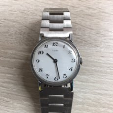 Relojes de pulsera: RELOJ TIMEX CABALLERO CARGA MANUAL. Lote 182641553
