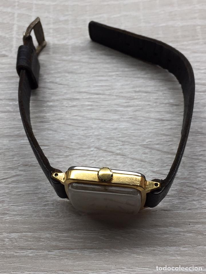 Relojes de pulsera: Reloj ZARJA USSR 21 jewels caballero. - Foto 4 - 182642327