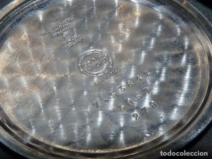 Relojes de pulsera: Precioso reloj CYMA calibre 586 swiss made 15 rubis años 50 BAJISIMO NÚMERO DE SERIE 130... 37 mms - Foto 7 - 182670566