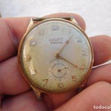 Relojes de pulsera: RELOJ DE LA MARCA CAUNY MODELO PRIMA. Lote 182687410