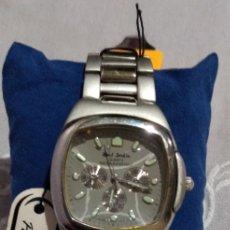 Relojes de pulsera: RELOJ ( JAPAN MOVT. PAUL GARDIN , WATER RESISTANT FUNCIONANDO ). MÁS RELOJES ANTIGUOS EN MI PERFIL.. Lote 182708783