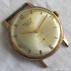 Relojes de pulsera: RELOJ DE CUERDA WALAIKA GENEVE DE LUXE, CHAPADO EN ORO, FUNCIONANDO. Lote 209063550