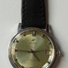 Relojes de pulsera: RELOJ ENICAR OCEAN PEARL DE CARGA MANUAL.. Lote 182769241