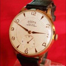 Relojes de pulsera: RELOJ DOGMA PRIMA, AÑOS 50, 38 MM. Lote 182875195