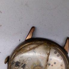 Relojes de pulsera: RELOJ TECHNOS 15RUBIS PARA PIEZAS. Lote 182972420