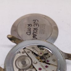 Relojes de pulsera: RELOJ TALVI CARGA MANUAL PARA PIEZAS. Lote 182972682
