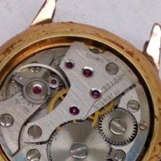 Relojes de pulsera: RELOJ ROYCE PARA PIEZAS 17JEWELS. Lote 182973408