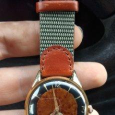Relojes de pulsera: RELOJ DE CUERDA PLAQUE ORO. Lote 182983961