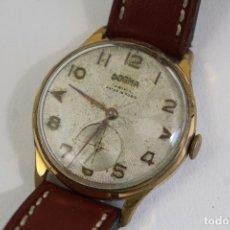 Relojes de pulsera: RELOJ MANUAL DOGMA PRIMA PLAQUE ORO. Lote 183056918