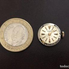 Relojes de pulsera: MAQUINARIA DUWARD 17 JEWELS, CARGA MANUAL, FUNCIONANDO PERFECTAMENTE. Lote 183082697