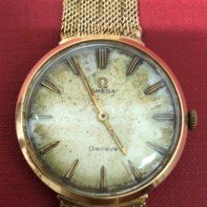 Relojes de pulsera: MAGNÍFICO RELOJ DE ORO DE 18K, DE CARGA MANUAL OMEGA. Lote 183170206