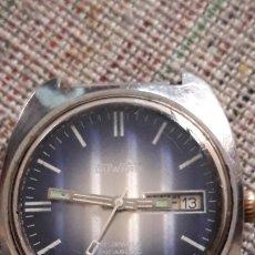 Relojes de pulsera: RELOJ DE PULSERA CABALLERO CARGA MANUAL DUWARD. Lote 183291037