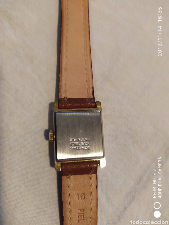 Relojes de pulsera: ESPECTACULAR RELOJ SUIZO A CUERDA, SIN ESTRENAR, AÑOS 60, MUJER, GROVANA, ALTA GAMA, VER - Foto 6 - 183295527