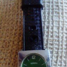 Relojes de pulsera: RELOJ DOGMA DE MUJER PARA PIEZAS O REPARACIÓN. Lote 183325322