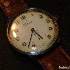 Relojes de pulsera: RARO RELOJ CORTEBERT PERSEO CALIBRE 740 CUERDA MANUAL 21 RUBIS AÑOS 60 FERROCARRIL ITALIA TREN. Lote 183333402