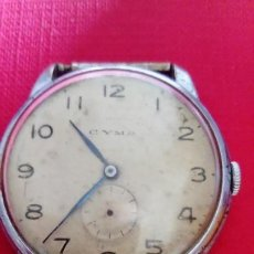 Relojes de pulsera: RELOJ CYMA PARA PIEZAS O REPARACIÓN. Lote 183373680