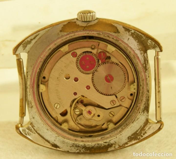 Relojes de pulsera: LANCO MECANICO TIPO DIVER FUNCIONANDO MAQUINA TISSOT 782-1 - Foto 5 - 183407830