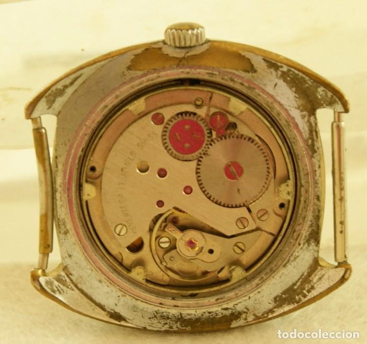 Relojes de pulsera: LANCO MECANICO TIPO DIVER FUNCIONANDO MAQUINA TISSOT 782-1 - Foto 6 - 183407830