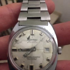 Relojes de pulsera: RELOJ CUERDA LÚCERNE DE LUXE 37 TH AVENUE. Lote 183442606