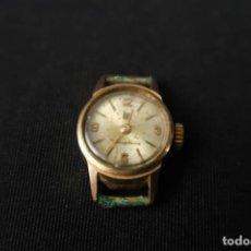 Relojes de pulsera: ANTIGUO RELOJ MUJER DE CUERDA DE LA MARCA LIP FRANCIA . Lote 183505472