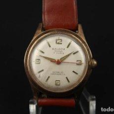 Relojes de pulsera: ANTIGUO RELOJ DE CUERDA DE LA MARCA BALDOR. Lote 183506188