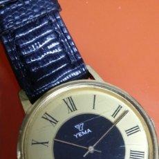 Relojes de pulsera: RELOJ YEMA CARGA MANUAL. Lote 183521510